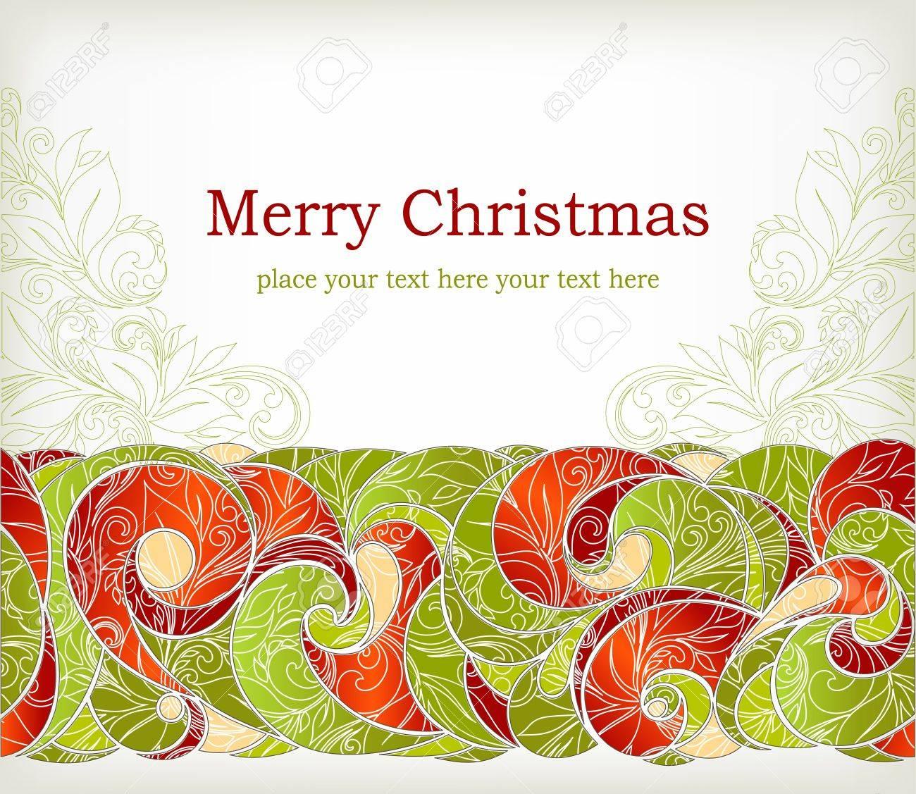Vintage Christmas Card - 14535366