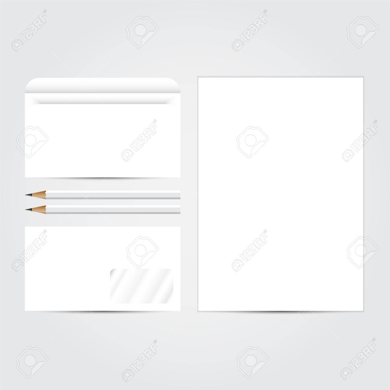 Corporate concept identity blank template set business stationery corporate concept identity blank template set business stationery mock up white branding design spiritdancerdesigns Choice Image