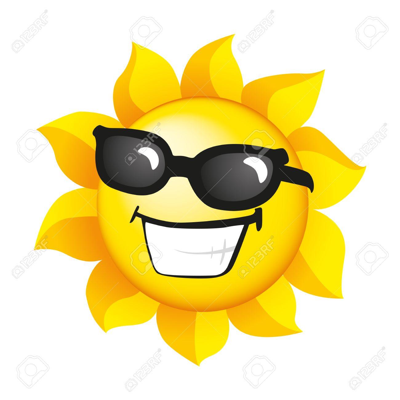 Sunshine Cartoon Royalty Free Cliparts, Vectors, And Stock ...