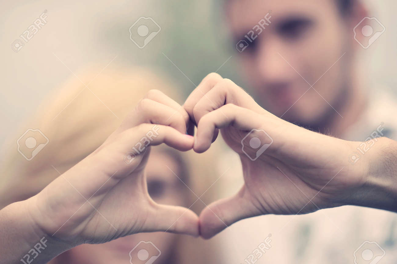 Boy and girl. Love concept Stock Photo - 34238411