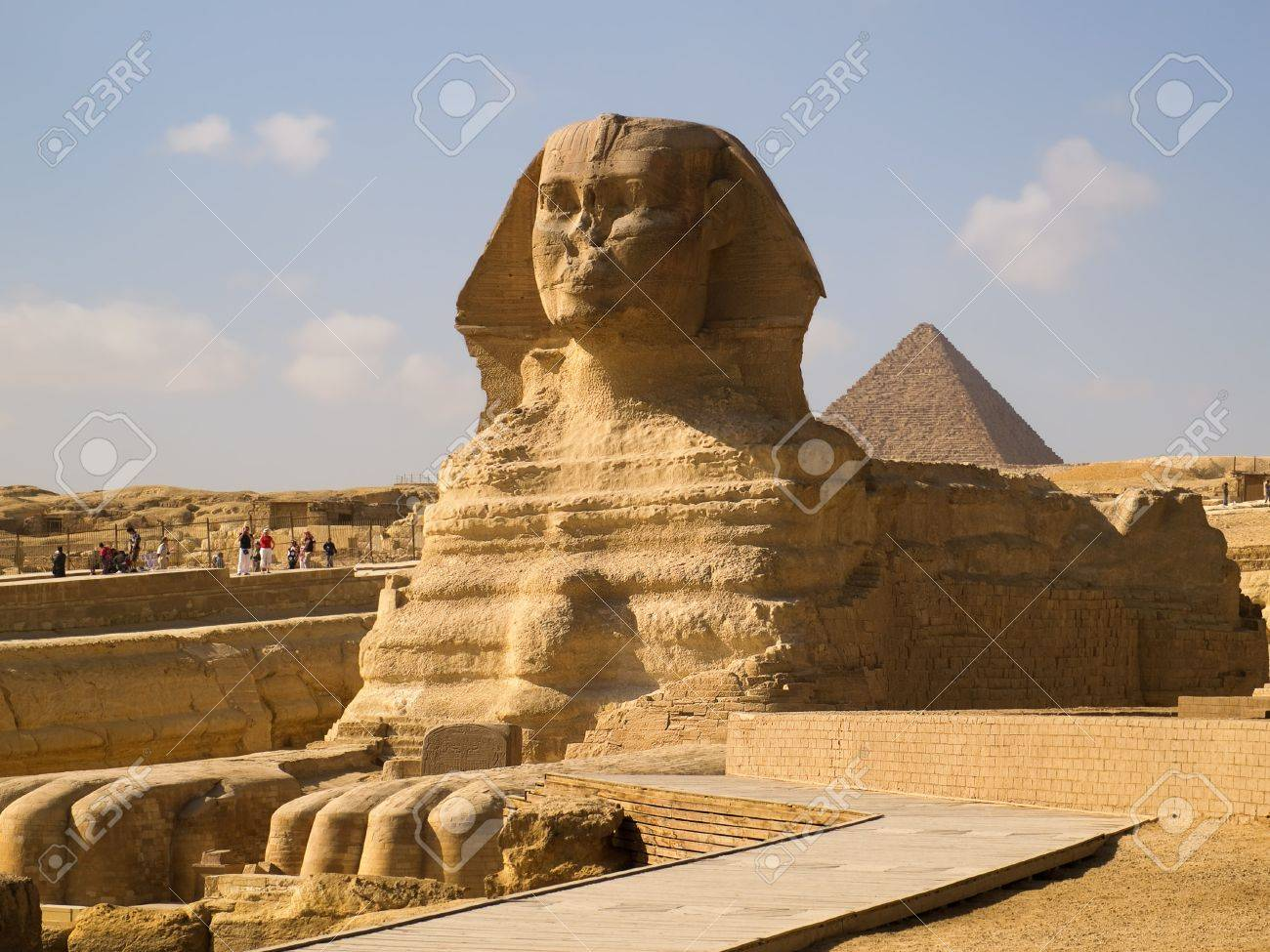 The Great Sphinx Of Giza In Egypt Stock Photo Picture And Royalty Free Image Image 13834260