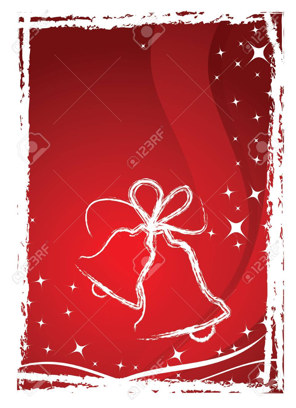 Vector christmas background / card Stock Photo - 2051140