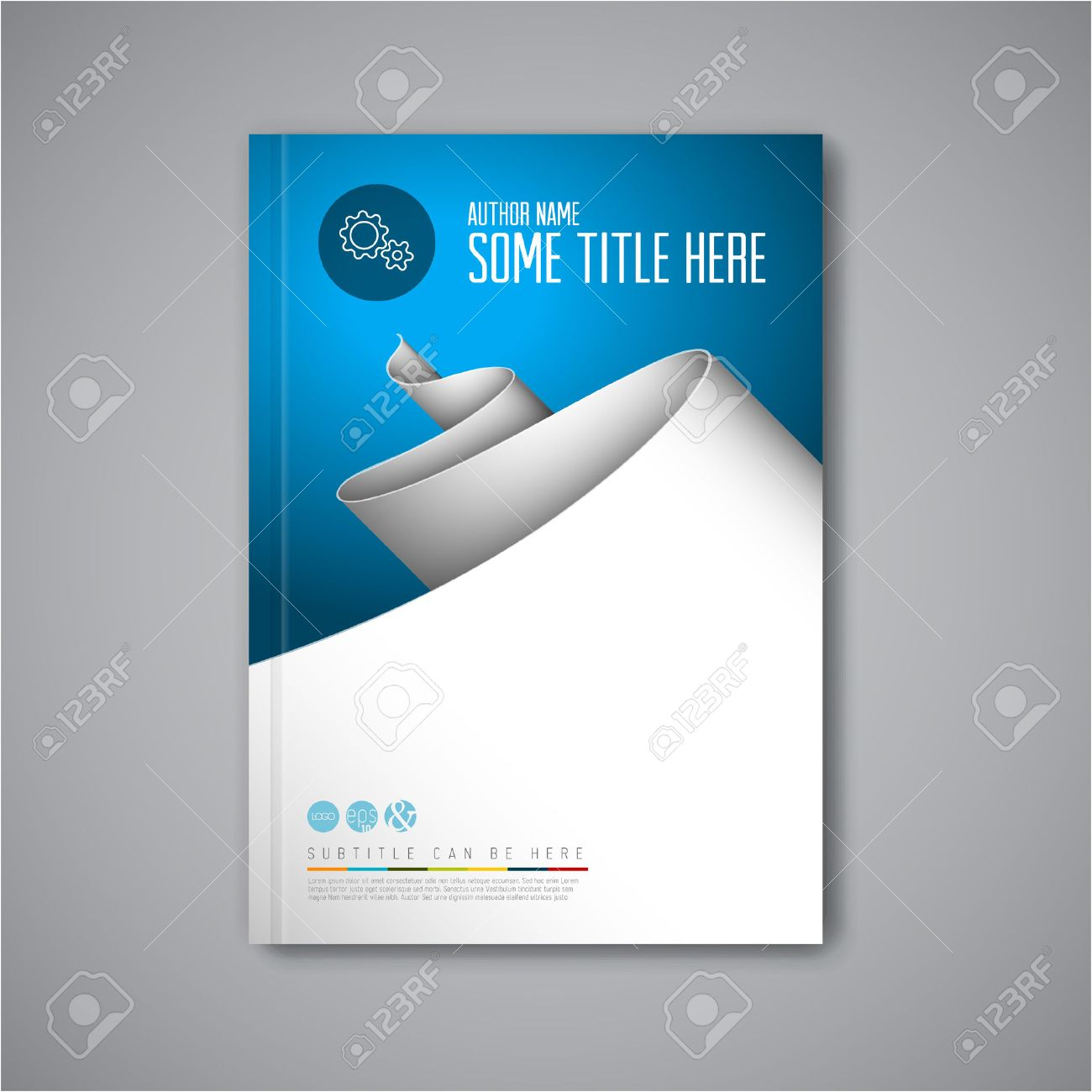 cover page design stock photos images royalty cover page cover page design modern vector abstract brochure book flyer design template paper