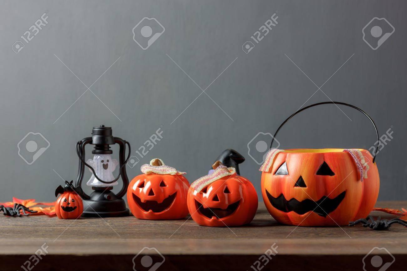 Essentiële accessoire van happy halloween decoratie festival concept