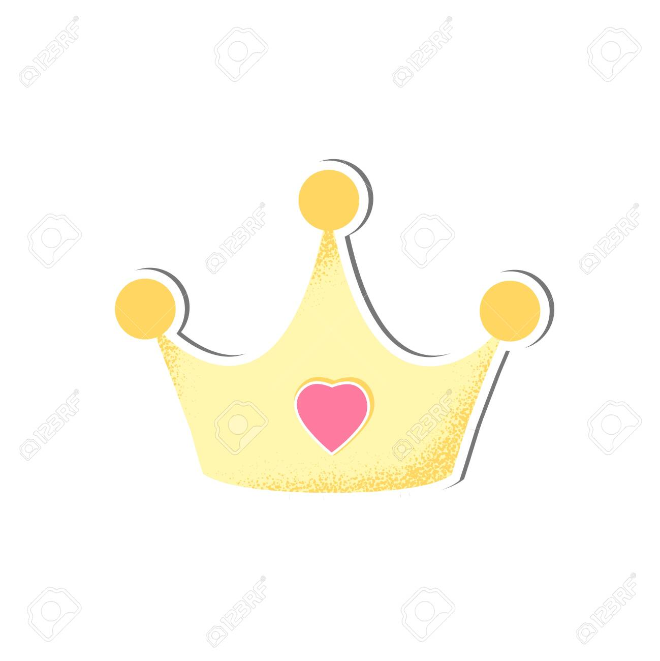 Baby Isolated Crown Vector For Girl Cartoon Style Icon Of Wear Royalty Free Cliparts Vectors And Stock Illustration Image 123810401 Find & download the most popular crown cartoon vectors on freepik free for commercial use high quality images made for creative projects. baby isolated crown vector for girl cartoon style icon of wear