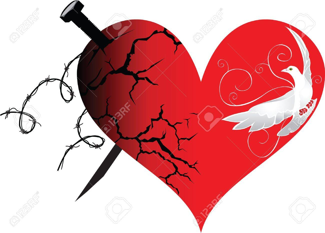 The heart in good and evil - 9811041