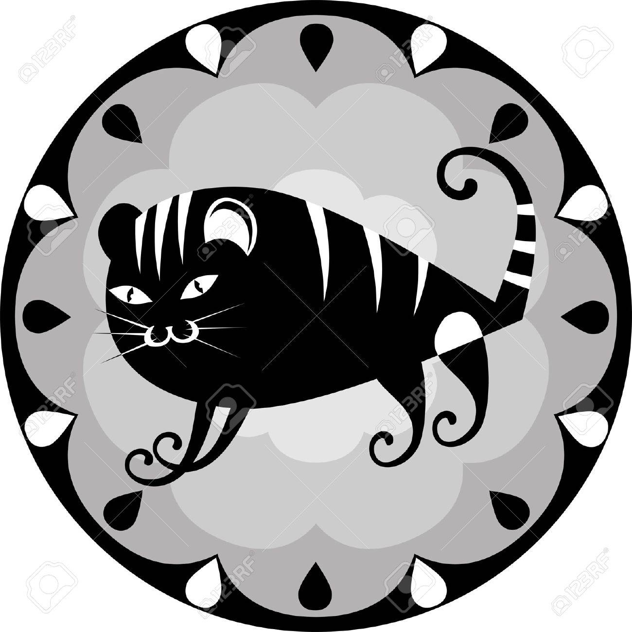 image one of the twelve signs of the Chinese horoscope Stock Vector - 15506599