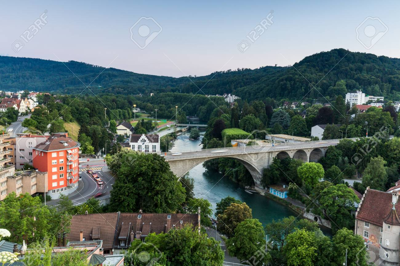 バーデン、スイス、アールガウ州...