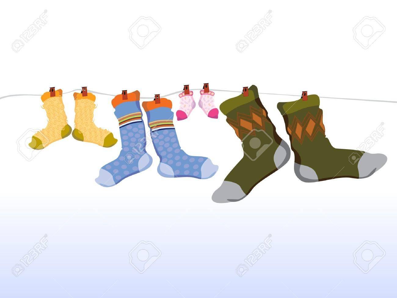 Family socks - 14209435