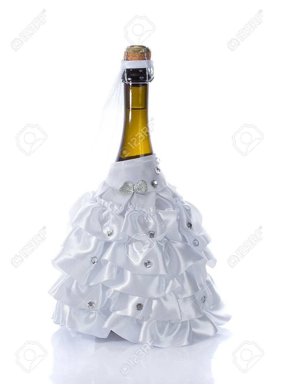 Botellas traje champán de de festiva decoración y en VMpzSU