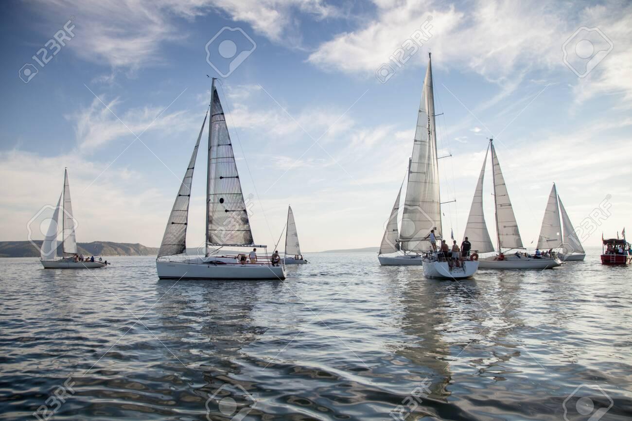 sailing yacht - 147353477