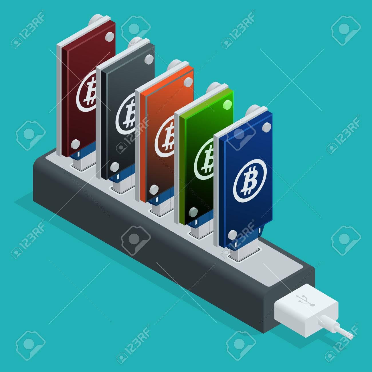 Naujas Atvykimo Aukštos Kokybės Įvairių Uostų 49 Prievadai USB Šakotuvą Už Bitcoin Asic Miner