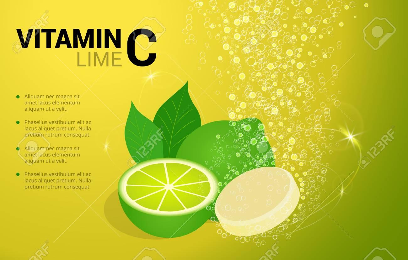 lime c vitamin