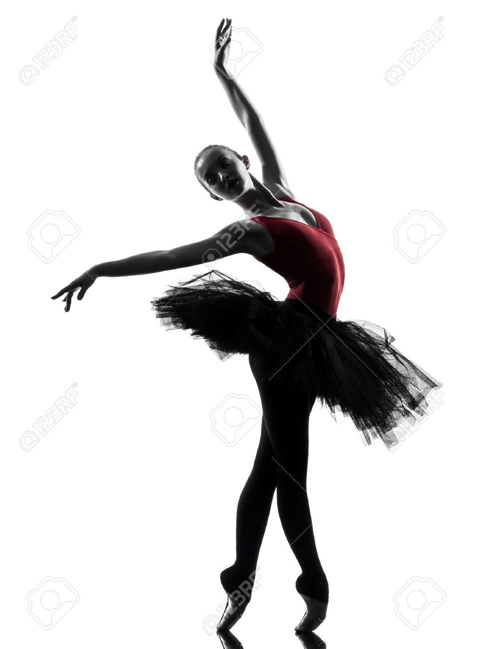 Caucásico Bailarina Con Joven Mujer Bailando Un De Ballet l5uJc1TFK3