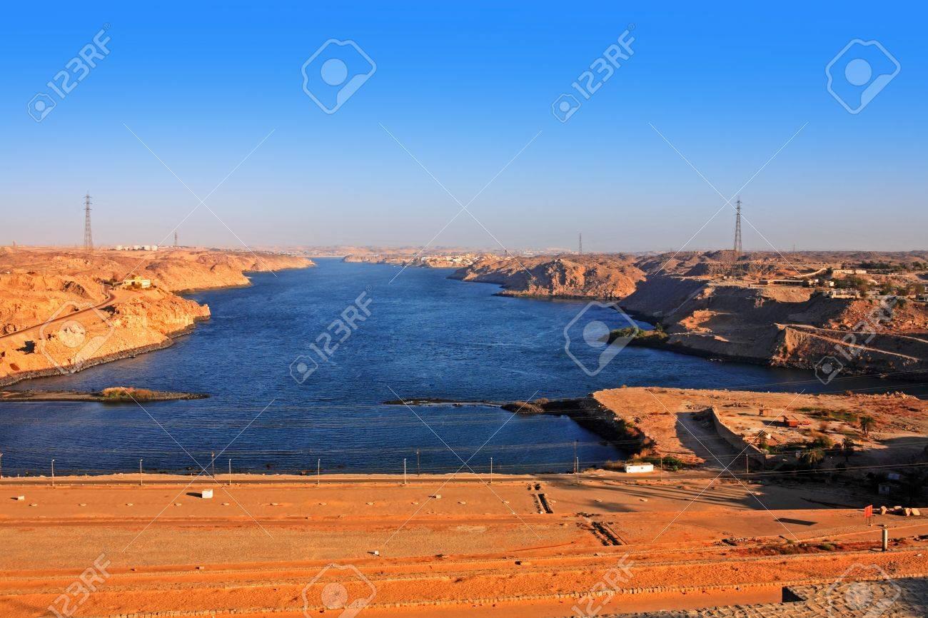 川 ダム ナイル の