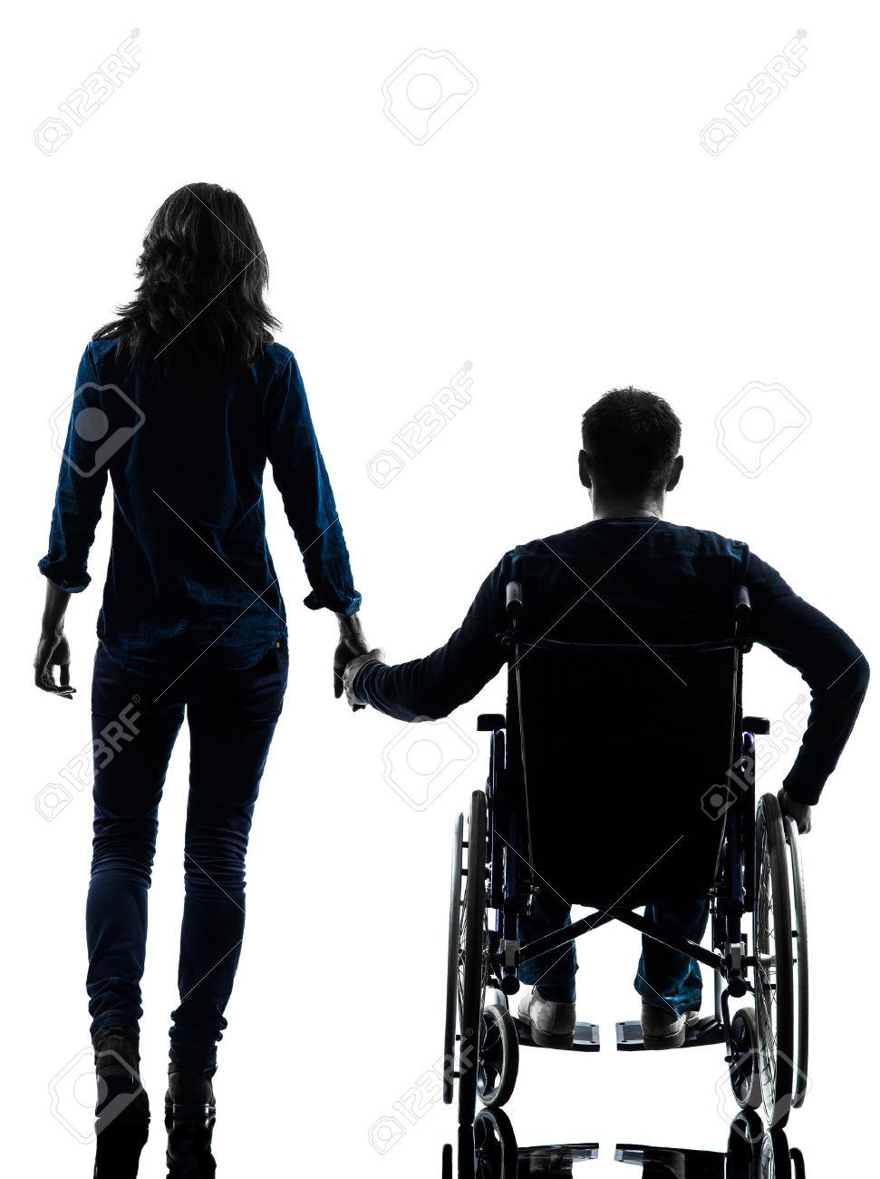 Позы при сексе с инвалидом