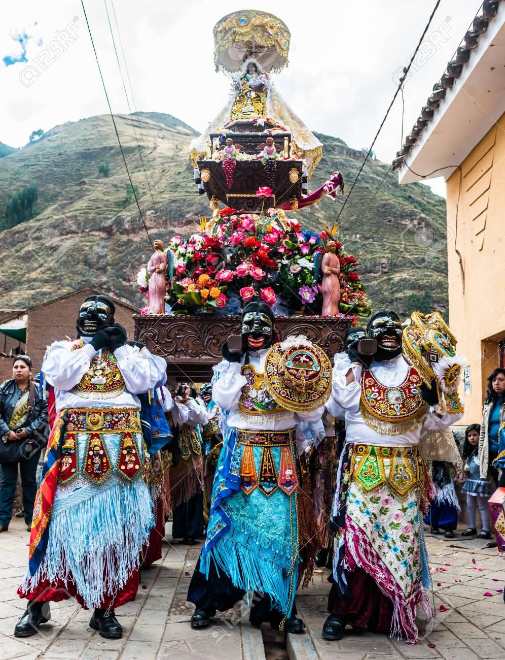 Image result for 2. Festividad de la Virgen del Carmen de Pisac: