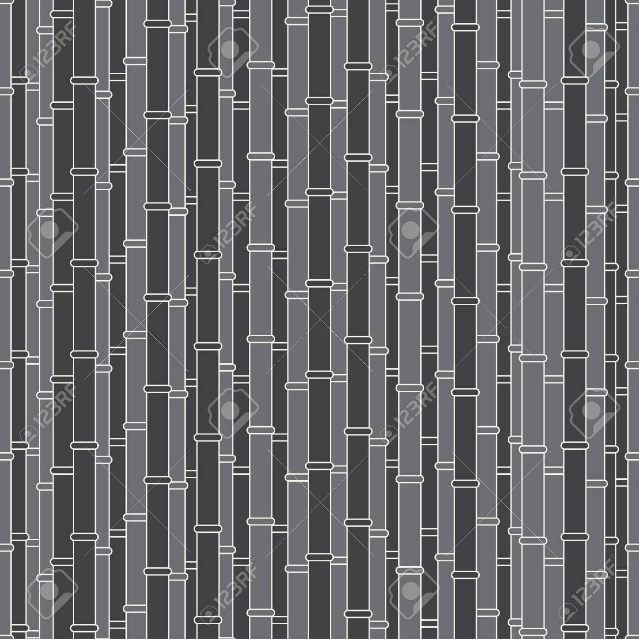 geometric national seamless japanese pattern with bamboo wallpaper