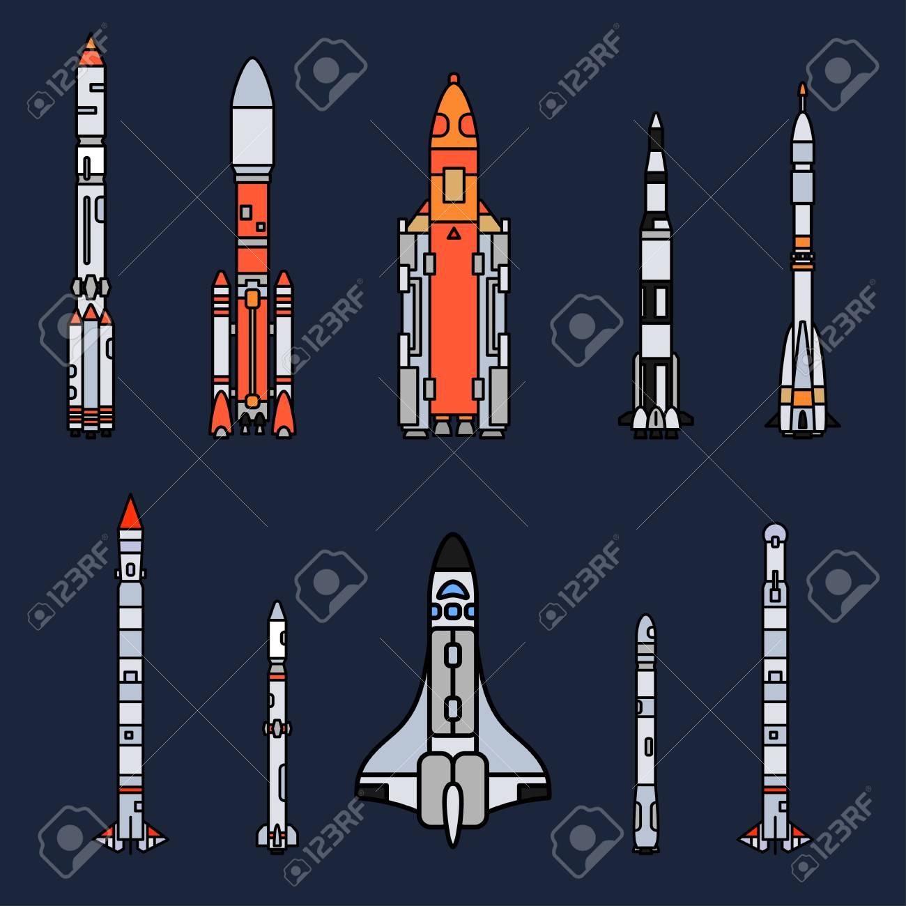 Multistage rocket