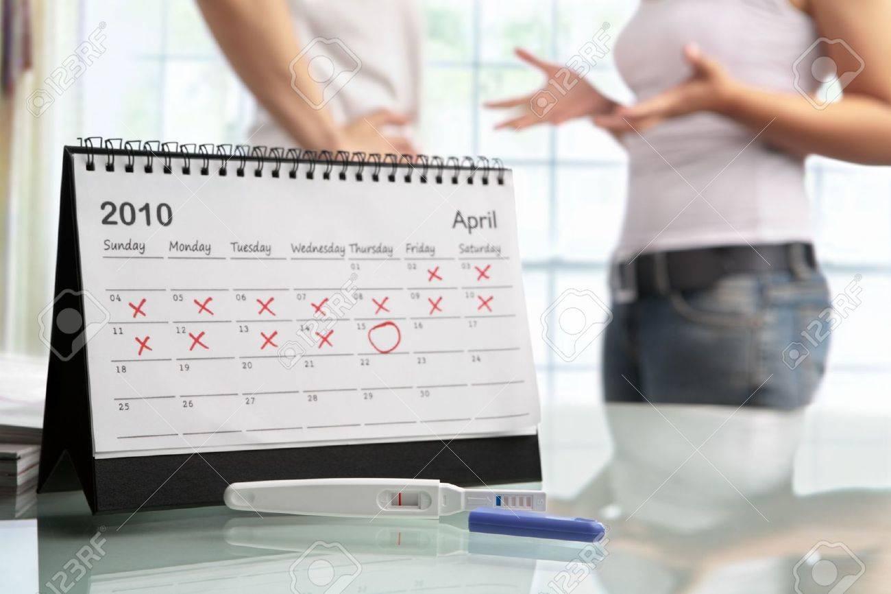 Я беременна 6 неделя тест отрицательный