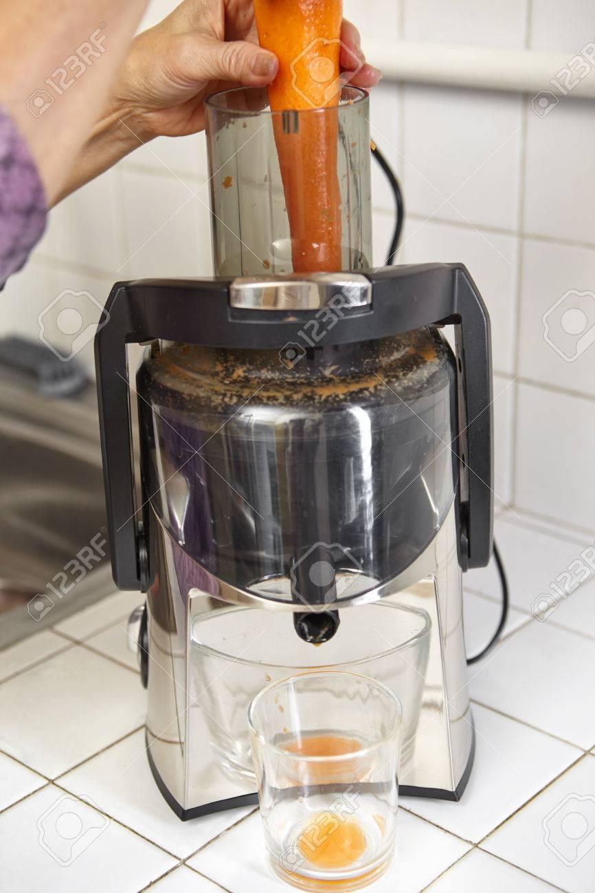 A3000 commercial juicer, orange lemon