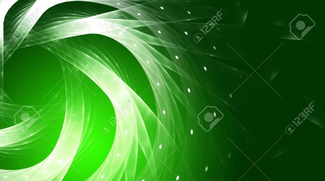 Immagini Stock Sfondo Ecologico Disegno Astratto Bianco E Verde
