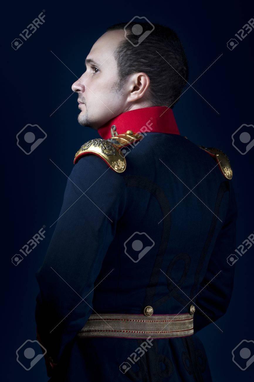 Of Duty Armée Homme Siècle Veste Militaire EspagnoleCall Portant Du 19ème DWHIE29