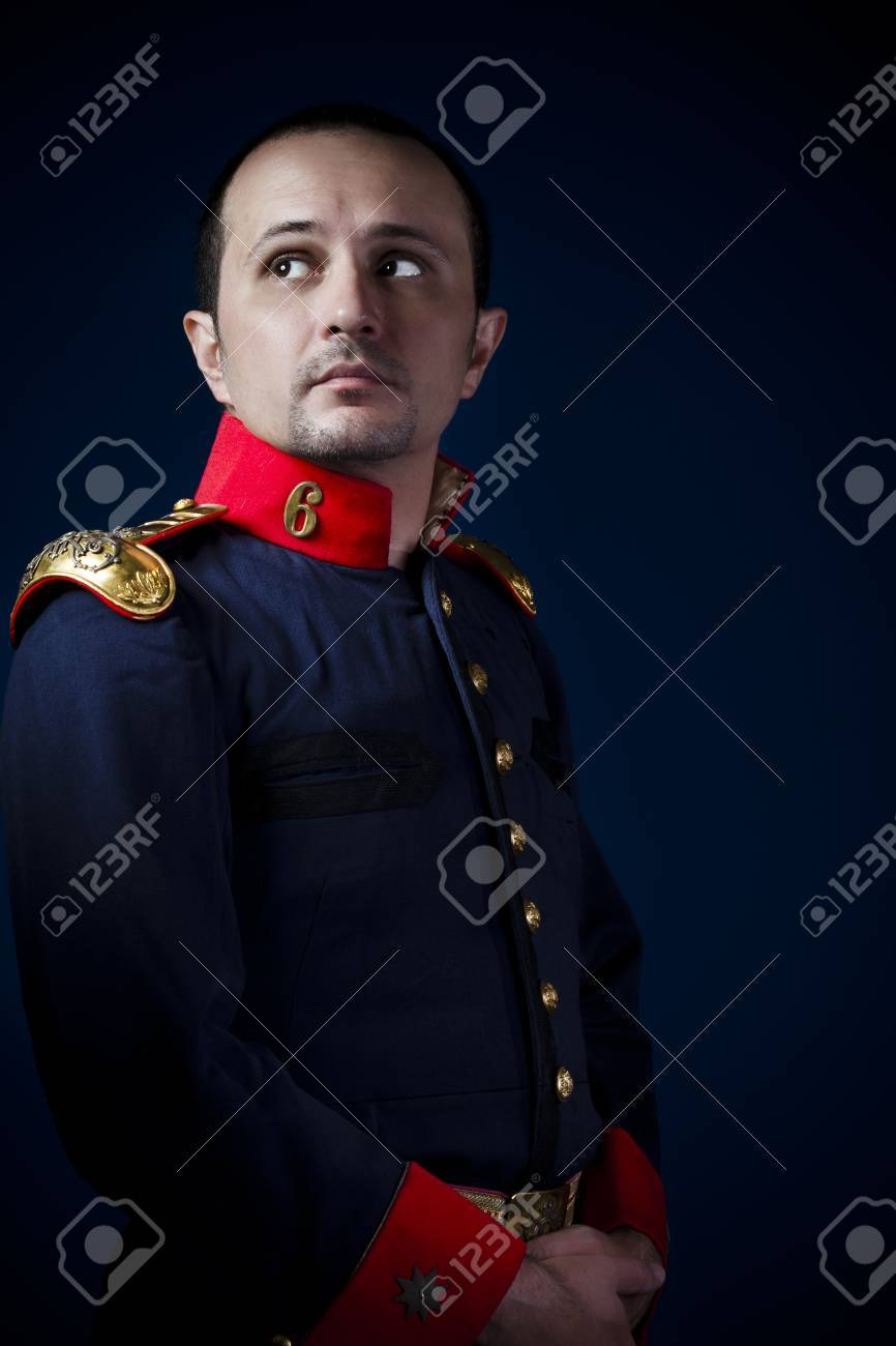Che Spagnolo ° Militare 19 Del Indossa Giacca Esercito Secolo Uomo dKp1gF6d