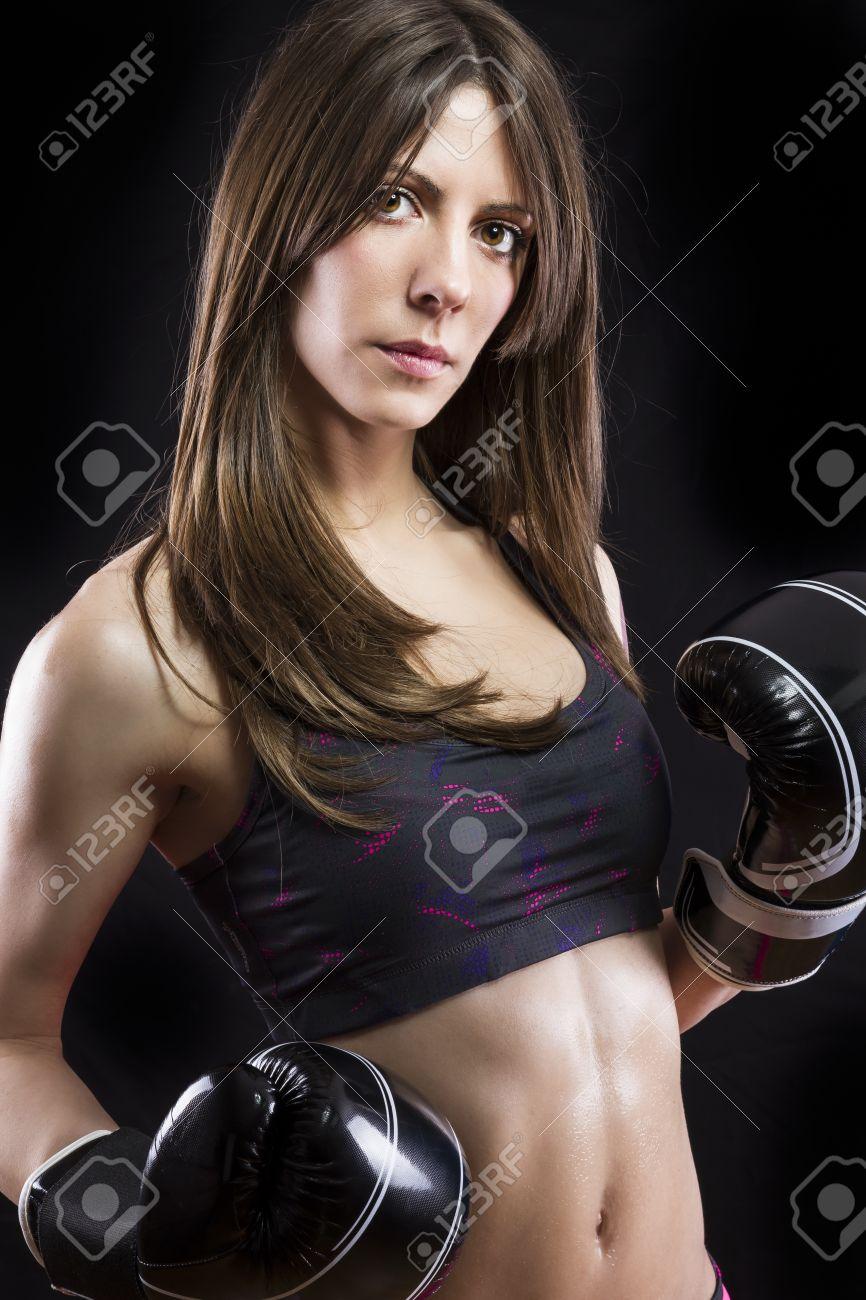 Sexy nasse Frau — foto 11
