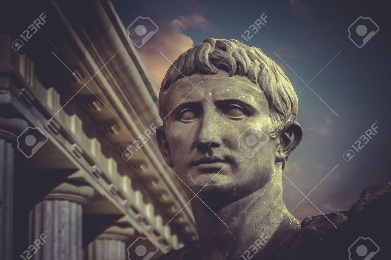 caesar augustus gifted statesman or ruthless