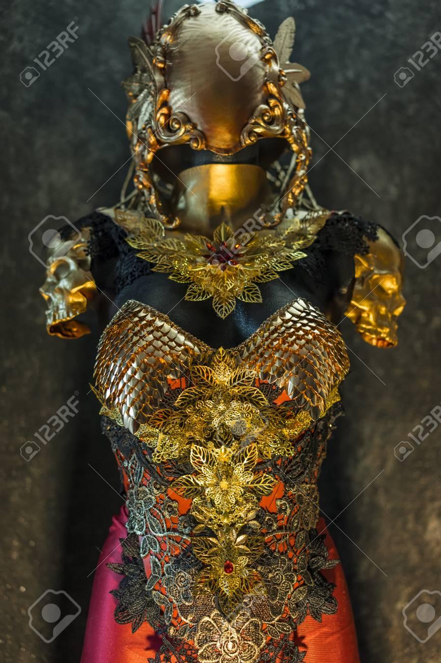 Golden dragon scale armor dragon 88 gold