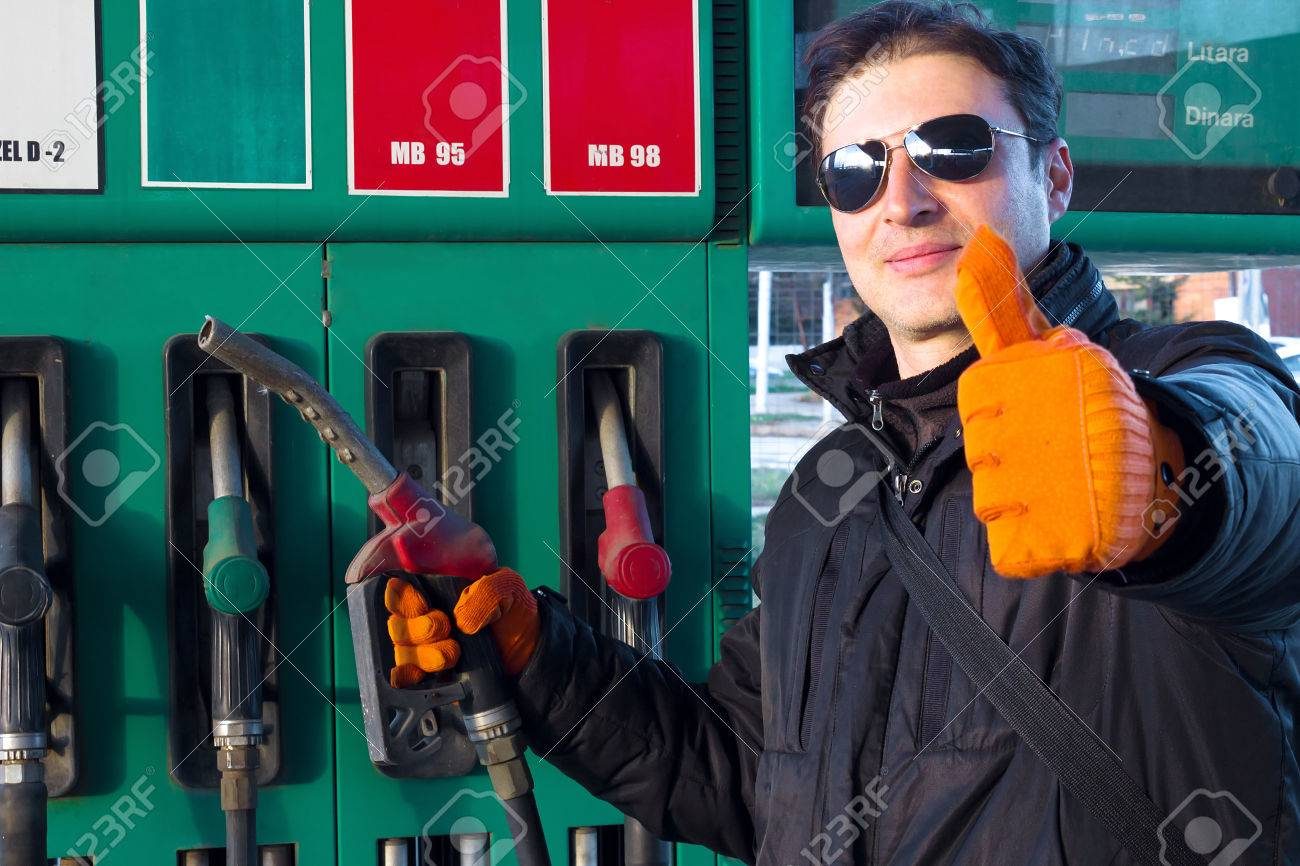 Gas Station Attendant ; Positive Impression Of Gas Station Worker ...