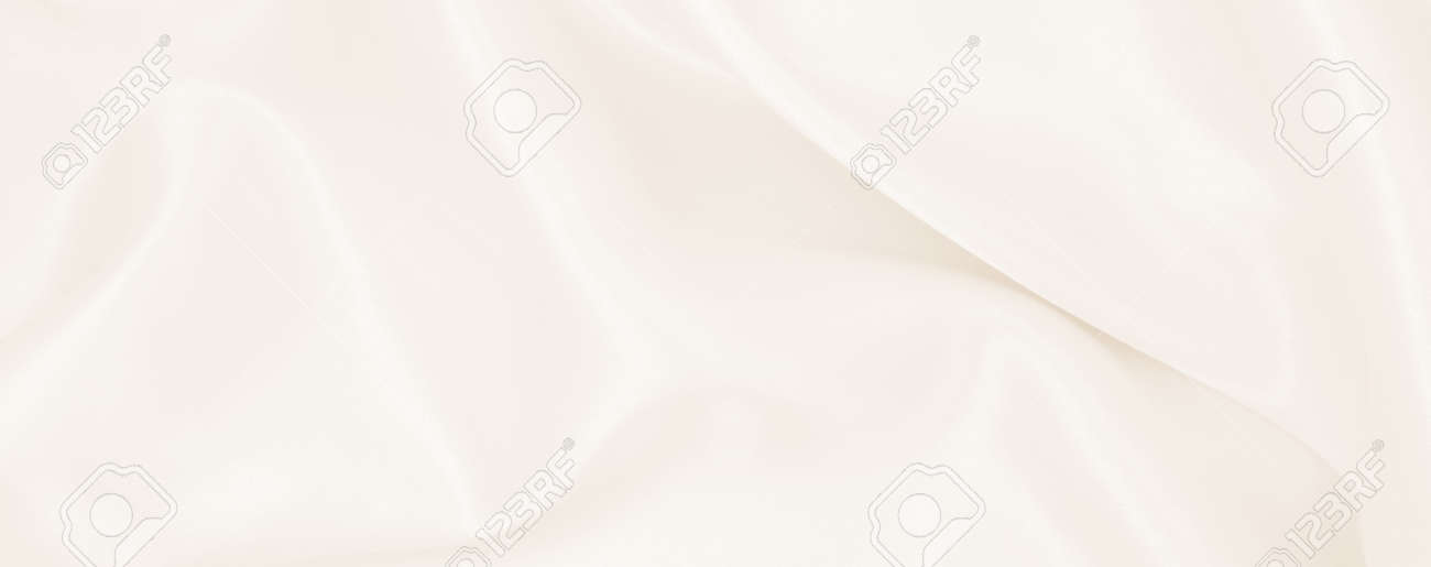 Smooth elegant golden silk or satin luxury cloth texture can use as wedding background. Luxurious background design. In Sepia toned. Retro style - 165927298
