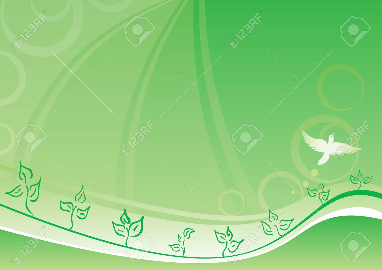 Spring background Stock Vector - 3169506