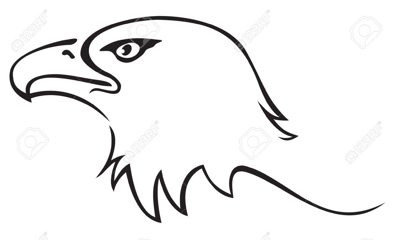 Eagles Logo Outline Eagle Tattoo Eagle Logo