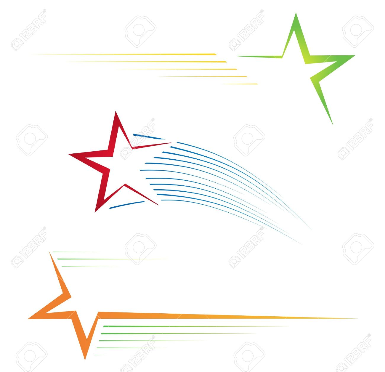 Star Icons Royalty Free Cliparts, Vectors, And Stock Illustration ...
