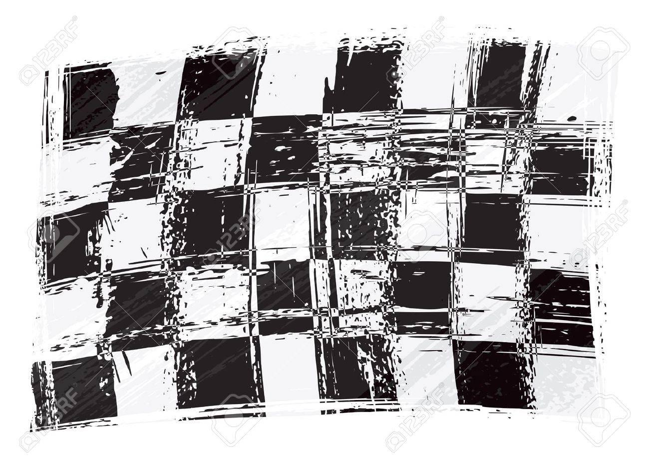 Racing flag - 11641194