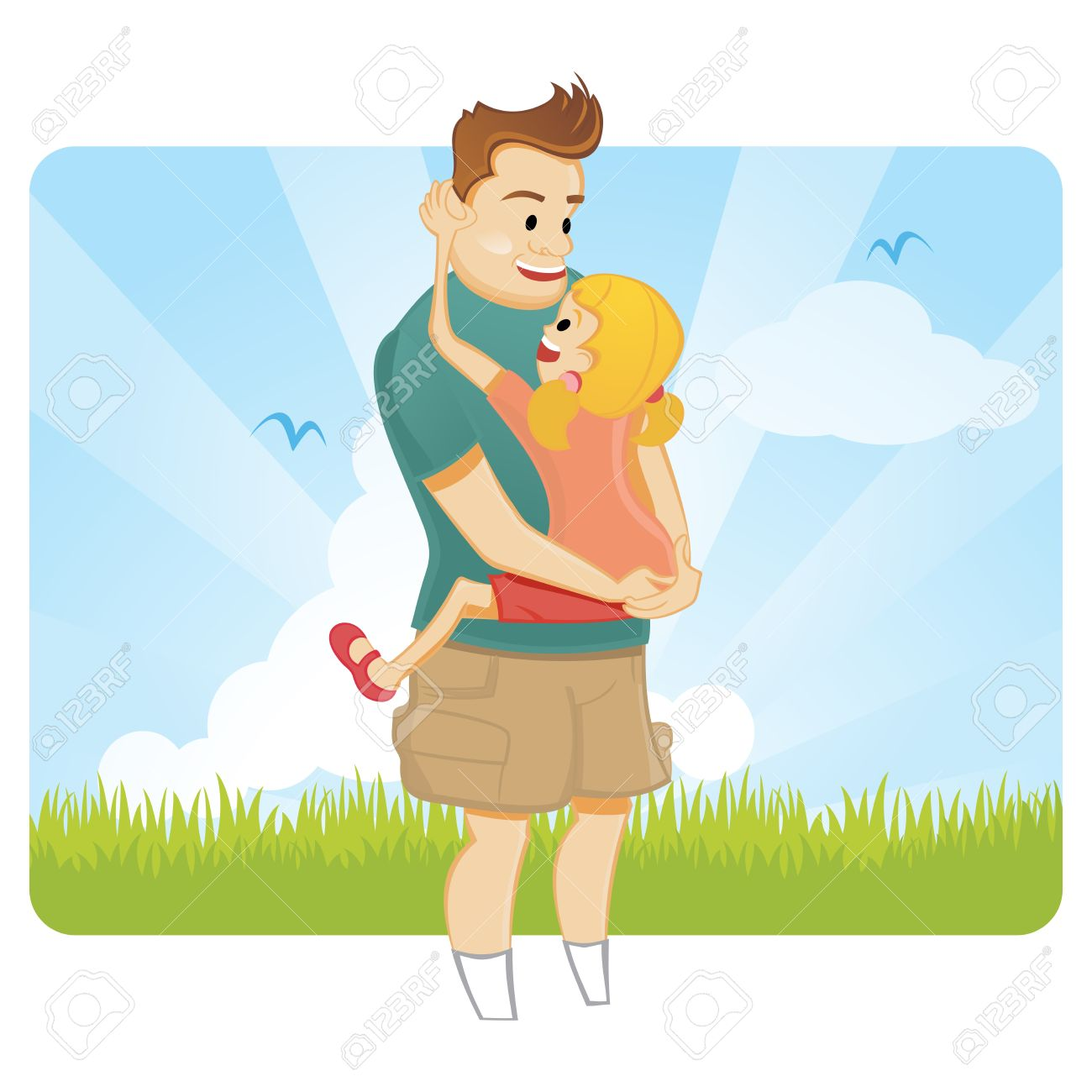 Fathers day Stock Vector - 15176487