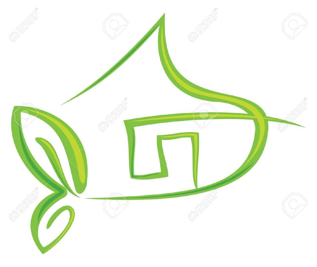Green house Stock Vector - 17460145