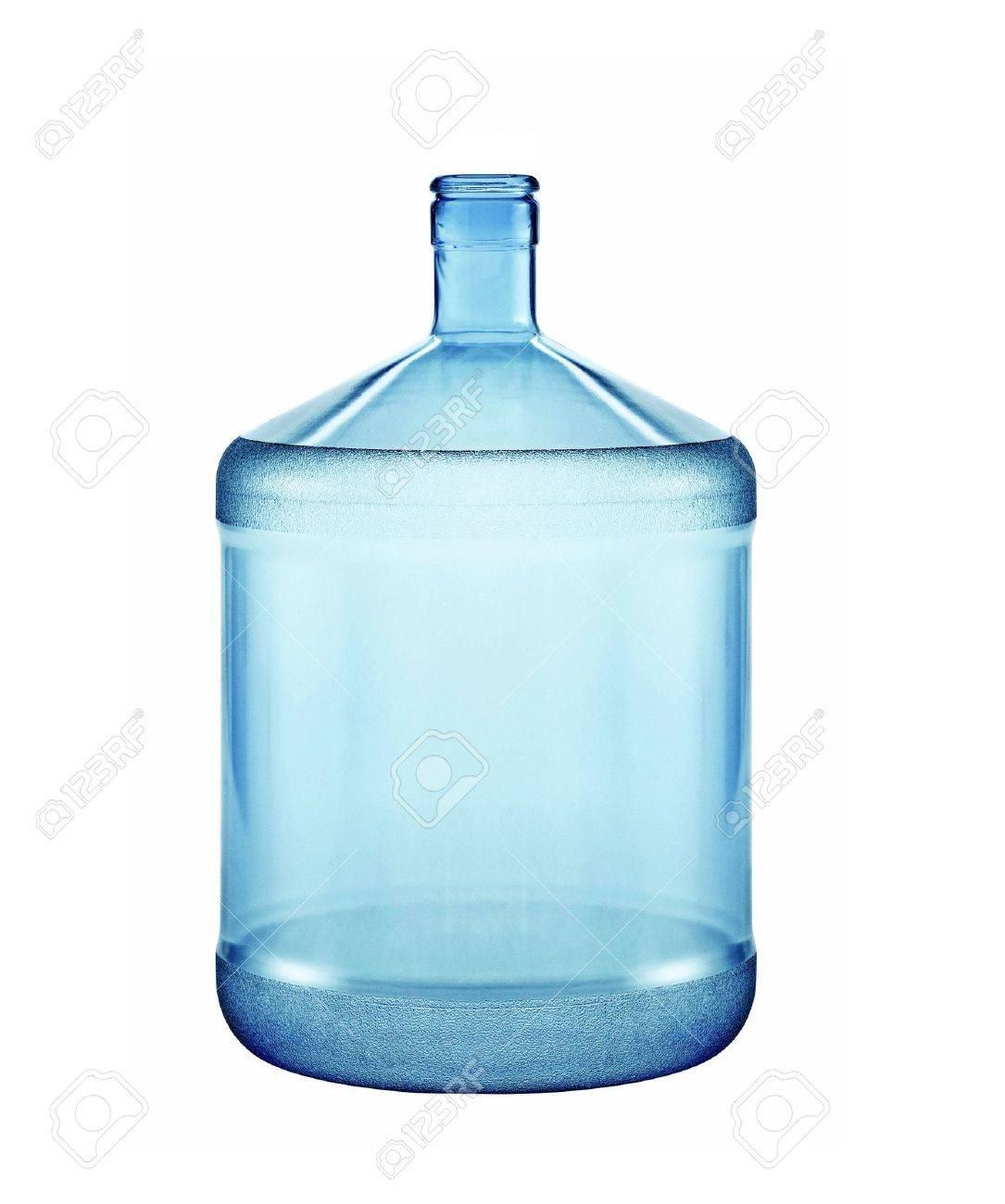 Plastic 5 gallon container Stock Photo - 11776474