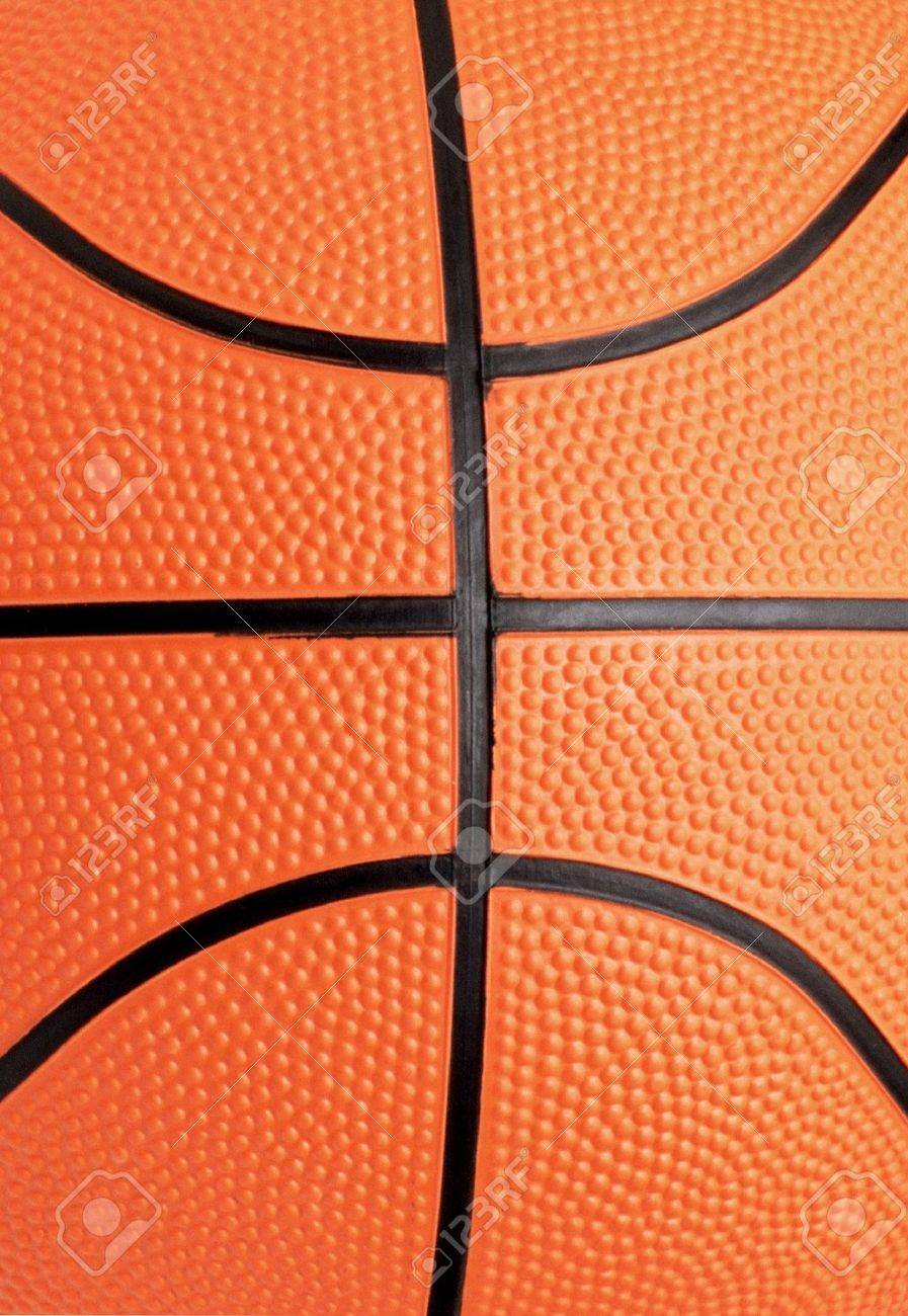 basketball close-up shot Stock Photo - 14062321