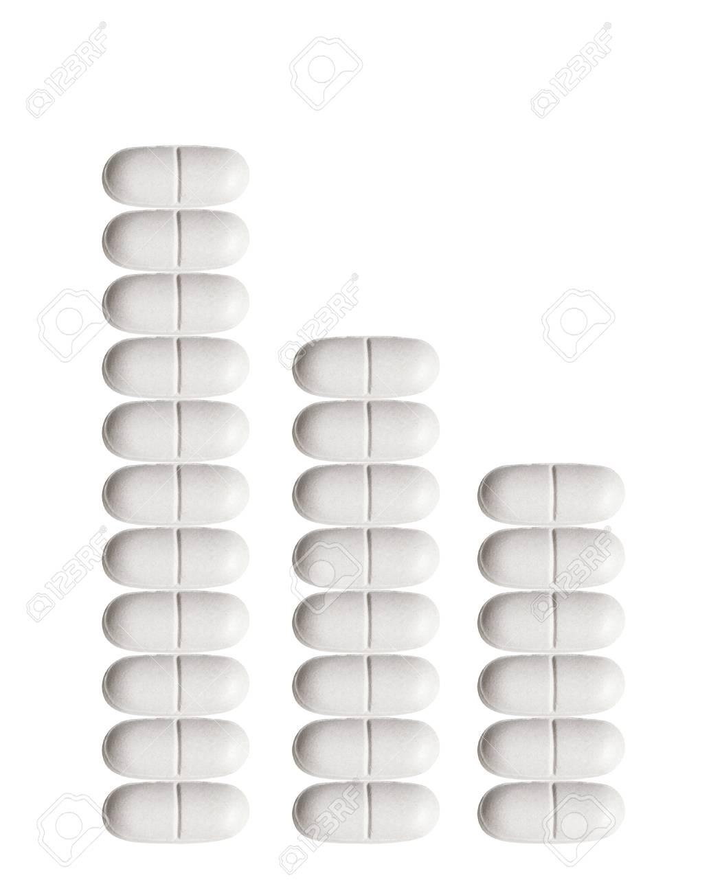 white ladder pill