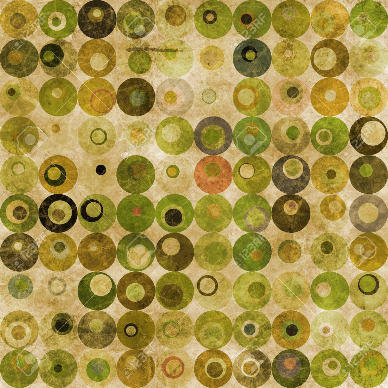 Abstract circles Stock Photo - 9365531