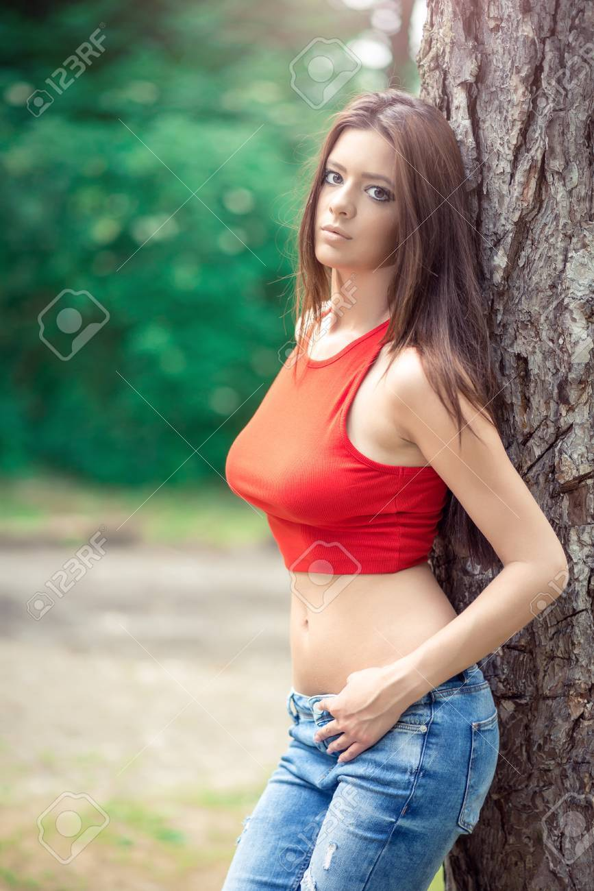 Big tit first lesbian experience