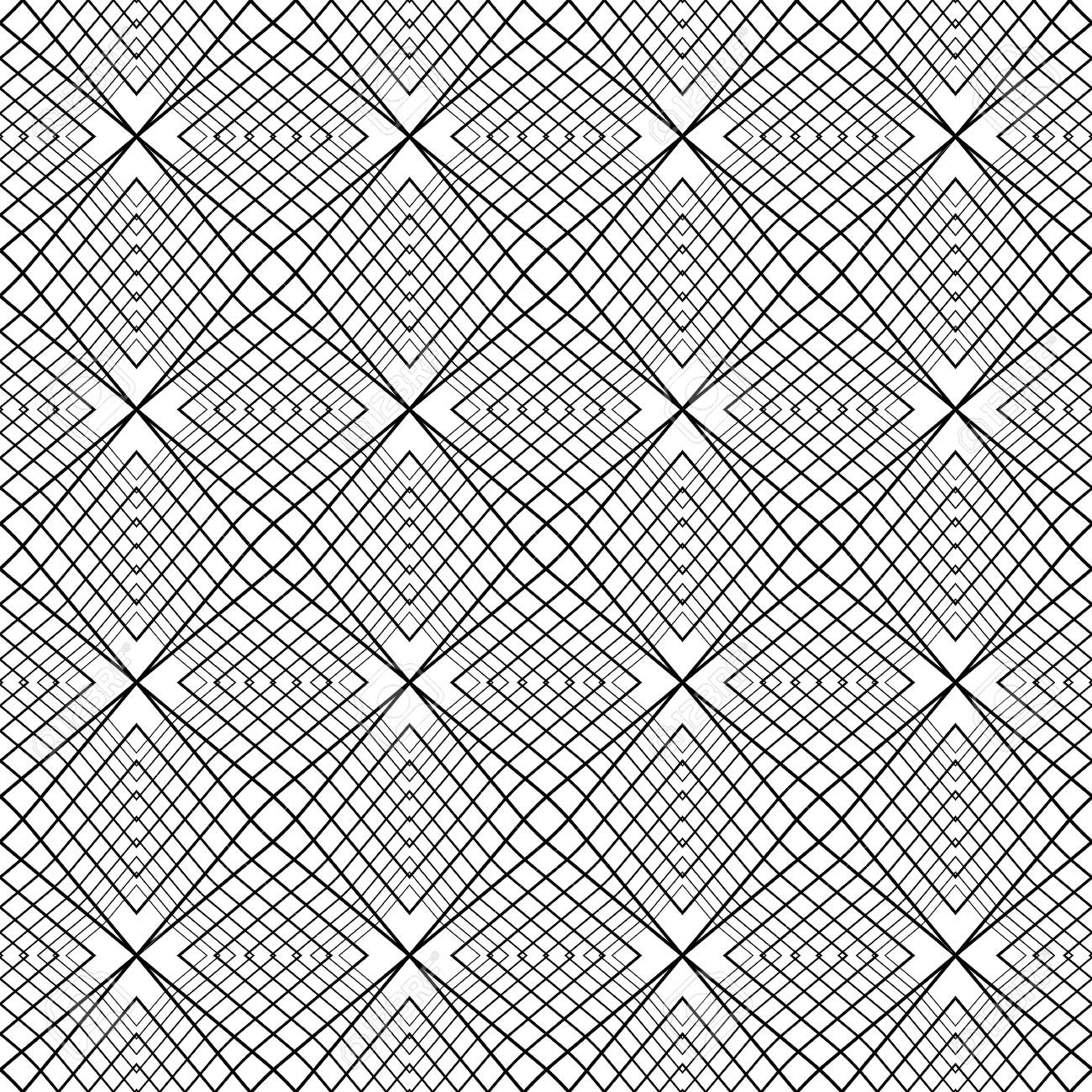 Papier Peint Forme Geometrique.Seamless Vecteur Modele Papier Peint Avec La Forme Geometrique Repetition