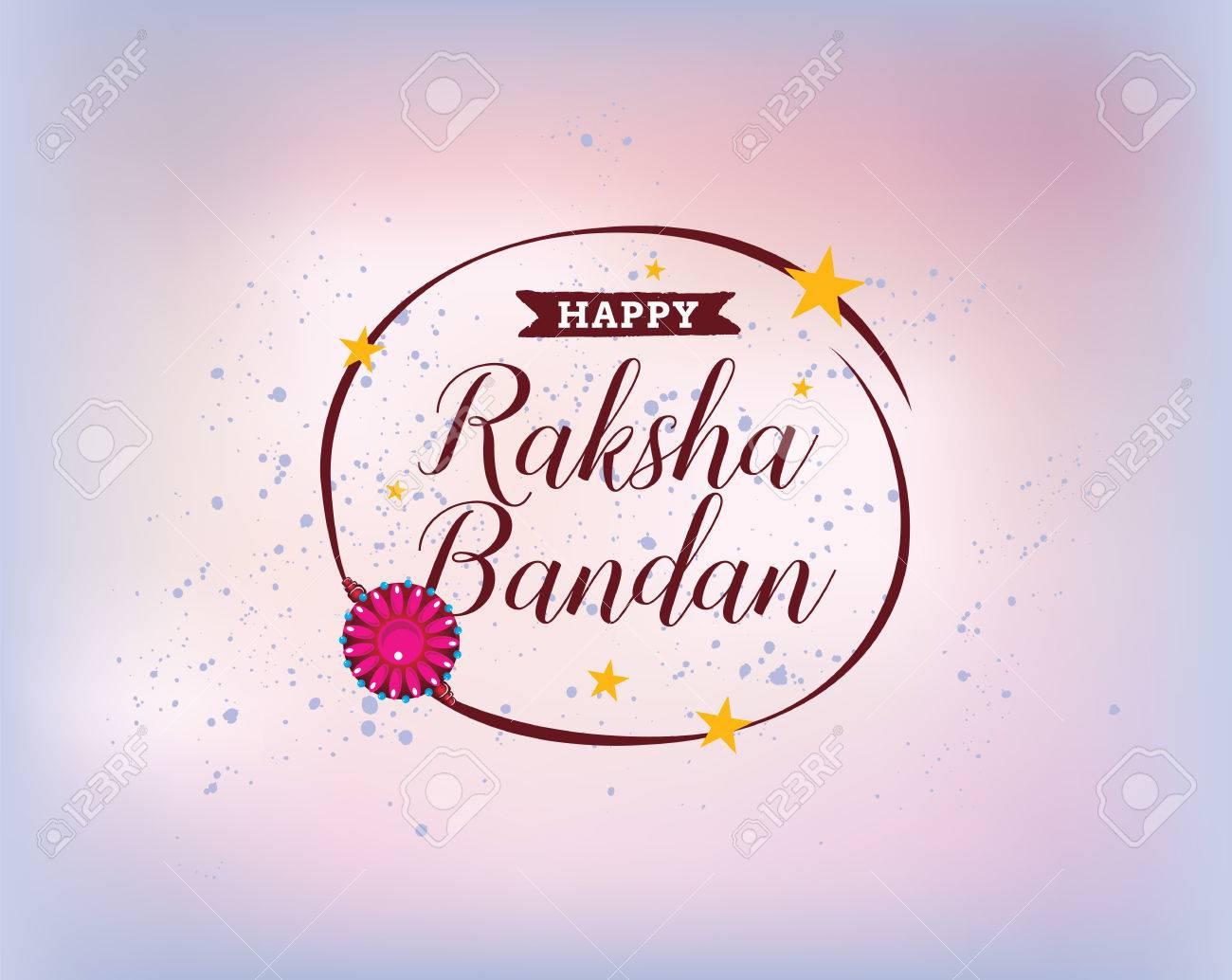 Happy raksha bandhan indian holiday vector background happy raksha bandhan indian holiday vector background typographic emblem logo or badge kristyandbryce Choice Image