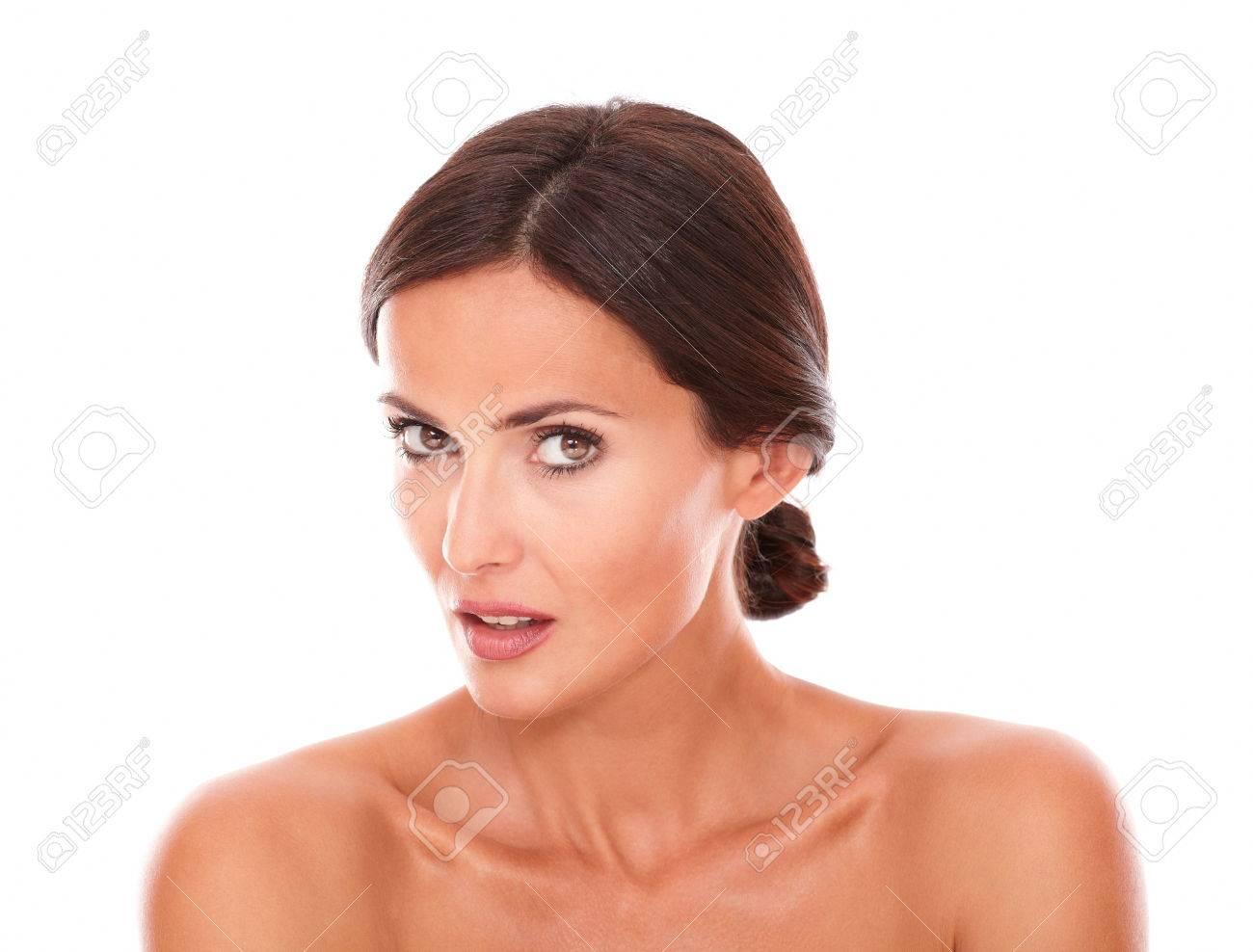 young hispanic nude