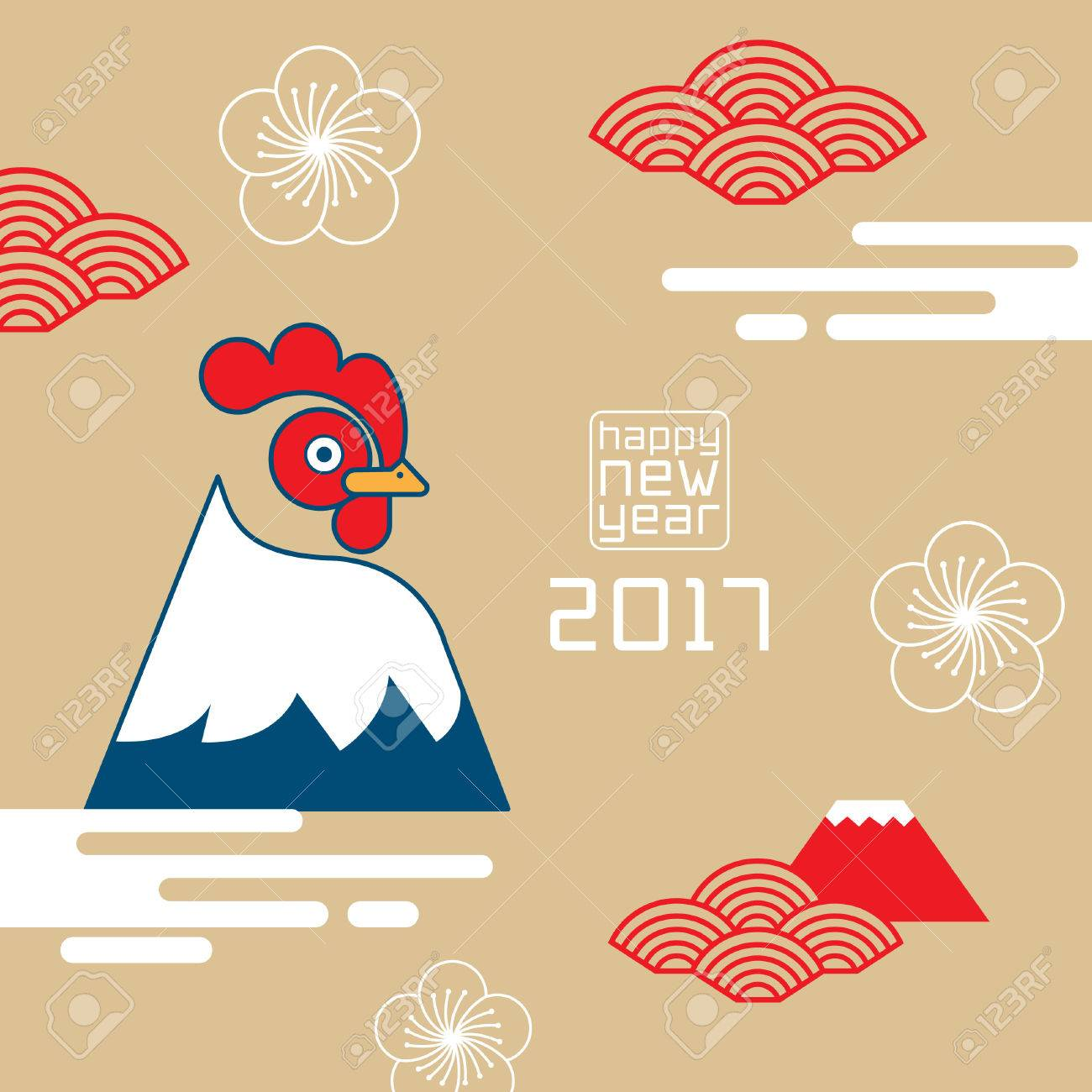 happy new year rooster 2017chinese new year greetings year of rooster