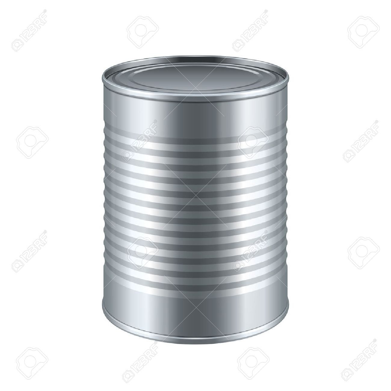 hot sale online ad474 fc1f3 Tincan Ribbed Metal Tin Can, Canned Food. Ready For Your Design. Product  Packing