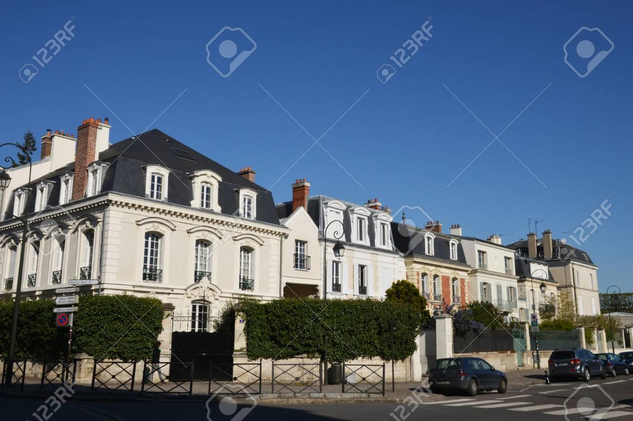 Ile De France The Picturesque City Of Saint Germain En Laye